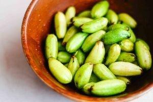 Wash and dry for the (Bilimbi) Irumban Puli pickle