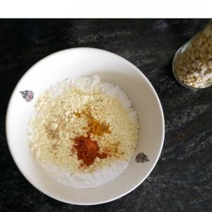 Kerala Mixture (Chivda) - Ingredients