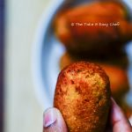 Homemade Fish Cutlet Croquette Image