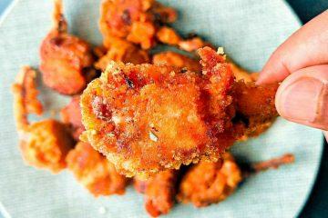 Sriracha Fried Chicken