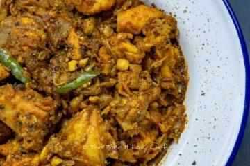 Black Pepper Chicken Featured Image
