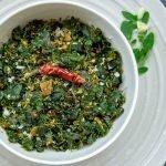 Moringa Leaves Stir-Fry Image