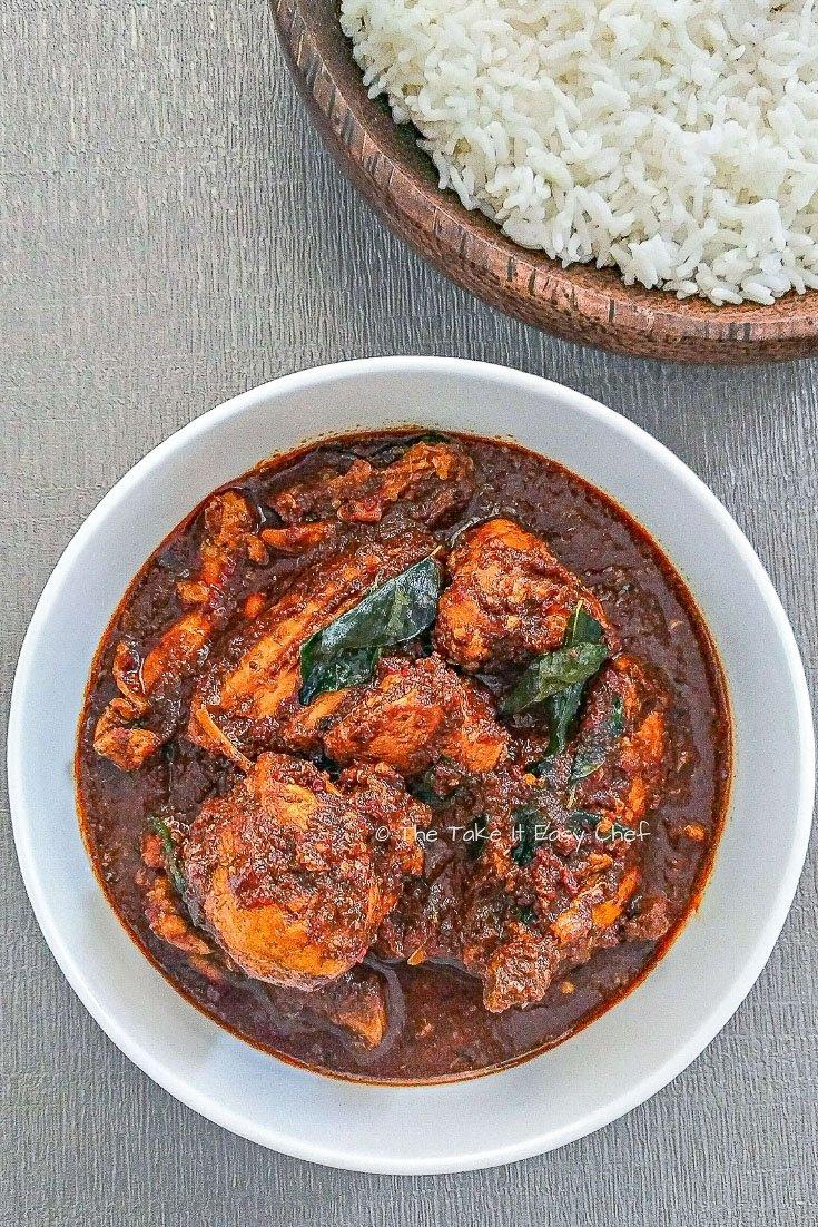 Chicken Pulimunchi Picture