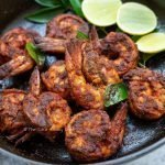 Chilli Fried Prawns Thumbnail Image