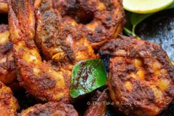 Chilli Fried Prawns Featured Image