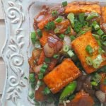 Chilli Paneer (Indian Cottage Cheese)