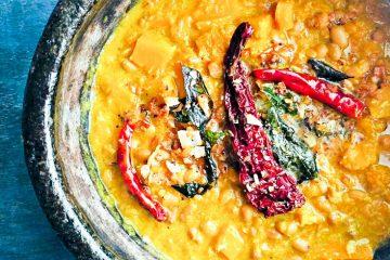 Pumpkin (Mathanga) Erissery