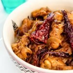 Dry Red Chilli Chicken
