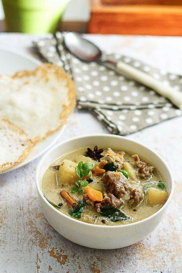Kerala Mutton Stew
