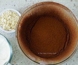 Homemade Chocolate Ice Cream Step 1