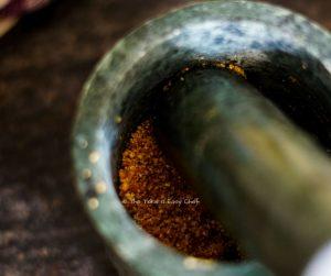 Bangda Uddamethi Steps - Grind batch three to powder