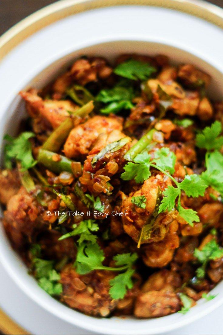 Chicken Chinthamani