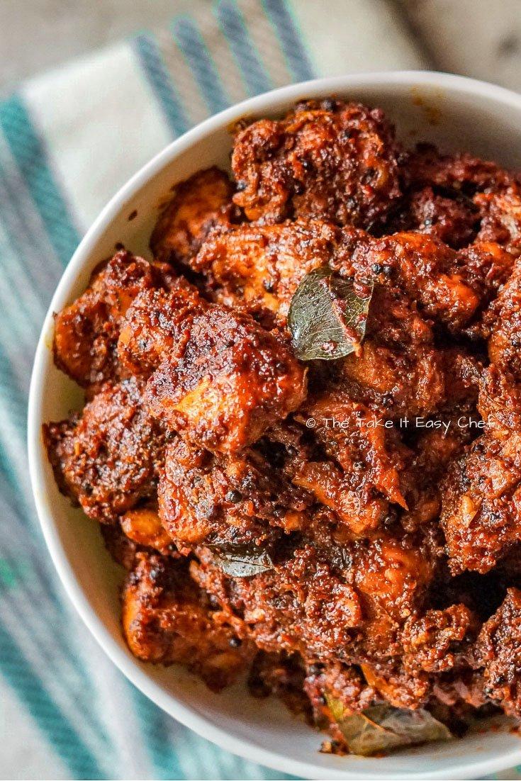Chicken Perattu Featured Image