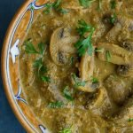 Featured image of Mushroom Masala