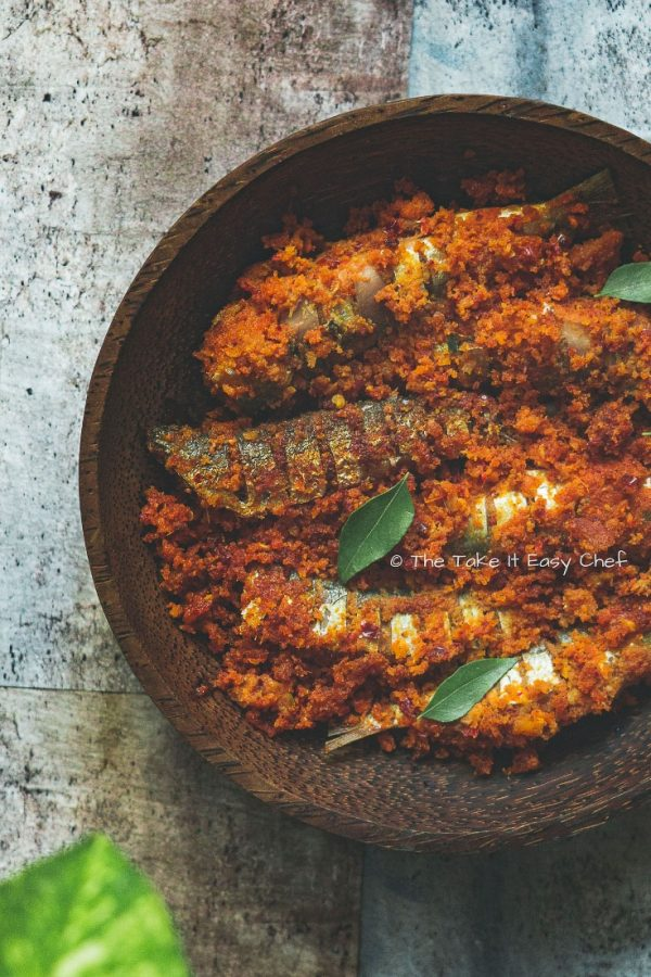 Picture of Thalassery Style Sardine Fry